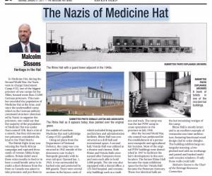 #33 2017-01-21 Nazis of Medicine Hat