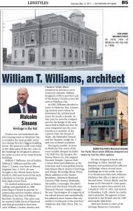 #42 2017-15-05 William T Williams