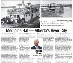 #46 2017 Jul 8 Med Hat - Albertas River City