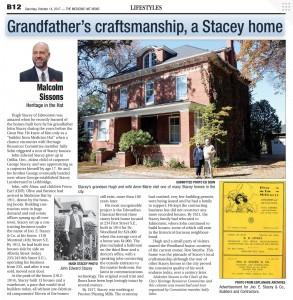 #53 2017-10-14 Grandfather's Craftmanshnkip